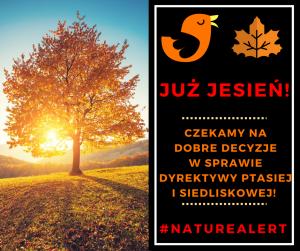 #NatureAlert